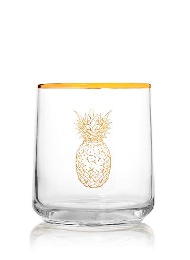 Rakle 260 cc Pineapple Mesrubat Bardagı Altın